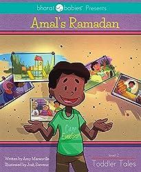 Amal's Ramadan by Amy Maranville, illustrated by Josh Stevens