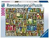 Ravensburger Puzzle, Puzzle 1000 Piezas, La Biblioteca Extraña de Colin Thompson, Puzzles para Adultos, Rompecabezas Ravensburger de Alta Calidad