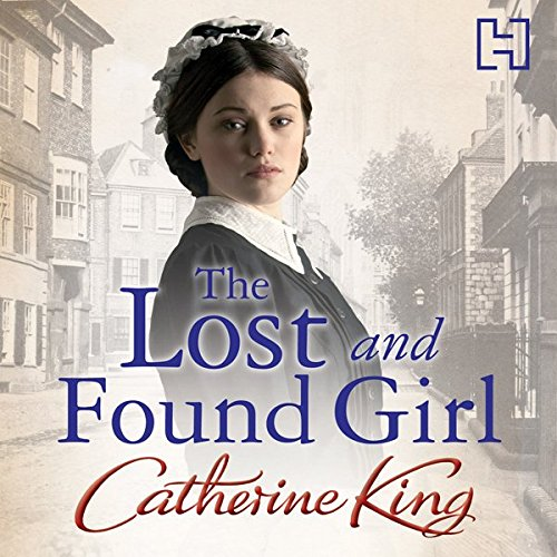 The Lost and Found Girl audiobook cover art