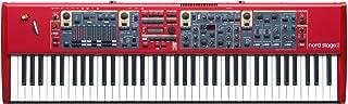 Clavia DMI AB Nord Stage 2 HA76 - Teclado MIDI (USB, 112,1 cm, 33,4 cm, 11,8 cm)