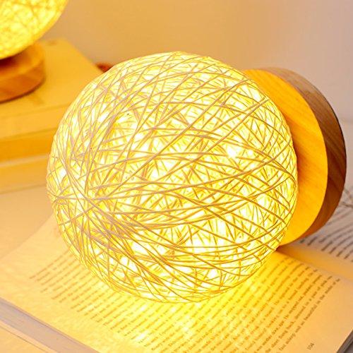 材料を揃えたら、さっそくランプシェード作りにチャレンジしてみましょう。麻紐だけでなく、和紙やレースを使って作ることもできますよ。