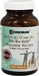 Children's Chewable Pro-Bio Gold™ Chocolate Wafers - 90 wafers