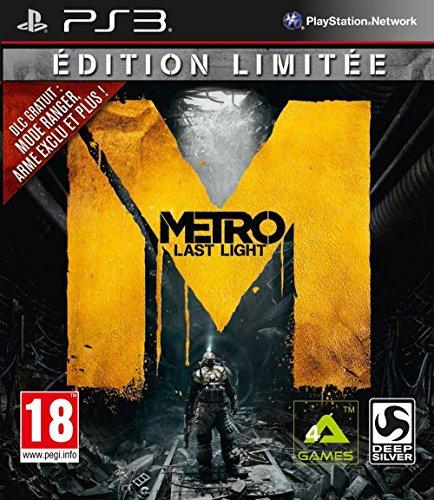 Metro : Last Light - édition limitée [Edizione: Francia]