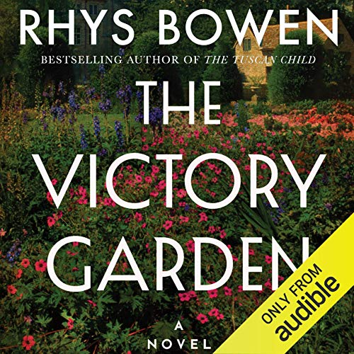 The Victory Garden audiobook cover art