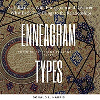 Enneagram Types: Wisdom of the Enneagram, Self-Awareness and Discover What Each Type Brings to the Relationship cover art