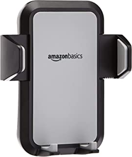 AmazonBasics Universal Smartphone Holder for Car Air Vent