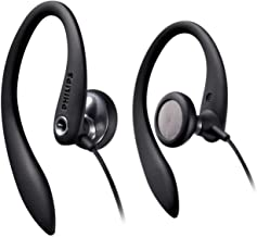 Philips Headphones SHS3300BK 27mm Drivers/Open-Back Earhook 1