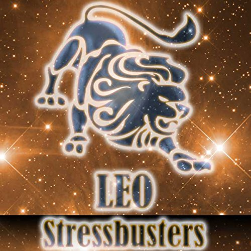 Leo Stressbusters audiobook cover art
