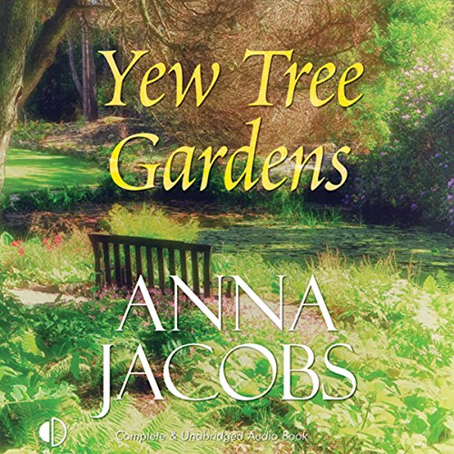 Yew Tree Gardens audiobook cover art