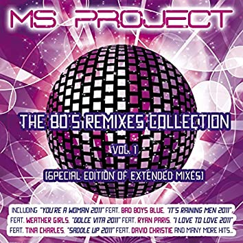 The 80's Remixes Collection, Vol. 1 (The Extended Mixes)