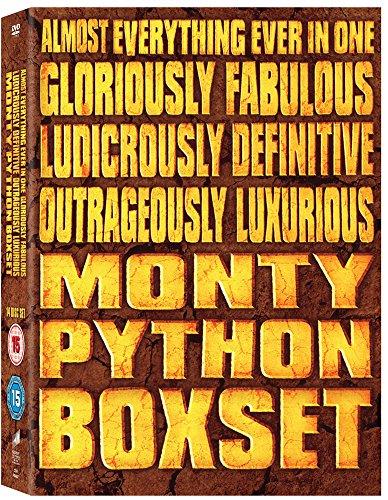 Monthy Python 14 DVDs] [UK Import]
