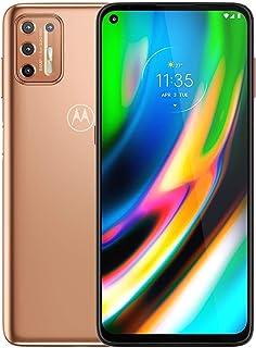 "Moto G9+ Plus (128GB, 4GB) 6.84"" FHD+, 5000mAh Battery, Snapdragon 730, 4G LTE GSM Factory Unlocked (AT&T, T-Mobile, Metr..."