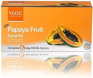Pack of 2 - VLCC Papaya Fruit Facial Kit - 50g