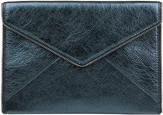 Leather Handbag Leo Clutch HS18GMTC17422