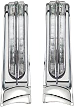 Ciro LED Light Filler Panels '14-up Harley-Davidson Ultra & Road King Motorcycle
