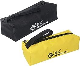 Schwarz S8 Volume Multifunktions-Etui Halter Elektriker Paket Repair Kit Roll-Up Aufbewahrungstasche f/ür Griff Reparatur Werkzeug