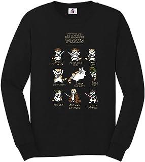 Graphic Impact Inspired CAT Fight Wars Sweatshirt, Galaxy War with DAR-Paws Cats Sweatshirt