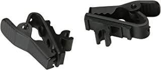 Shure RK354SB Black Single Mount Tie-Clips for SM93 and WL93, Set of 2