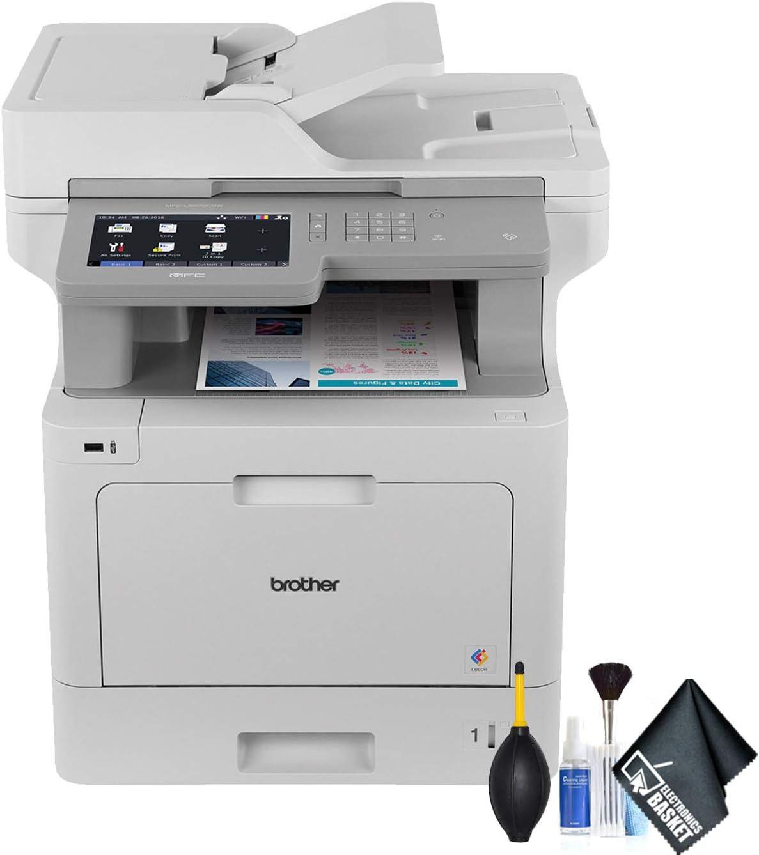 Brother MFC-L9570CDW Color Laser All-in-One Printer (MFC-L9570CDW) Base Bundle