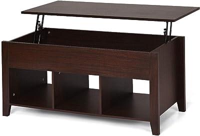 Amazon Com Sauder Dakota Pass Lift Top Coffee Table Craftsman