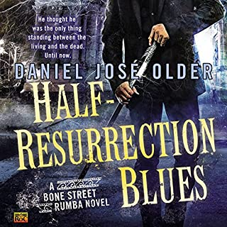 Half-Resurrection Blues cover art