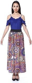 FabnFab Multi Circle Skirt