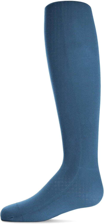 MeMoi Winter Opaque Teen Tights Legion Blue 6-8