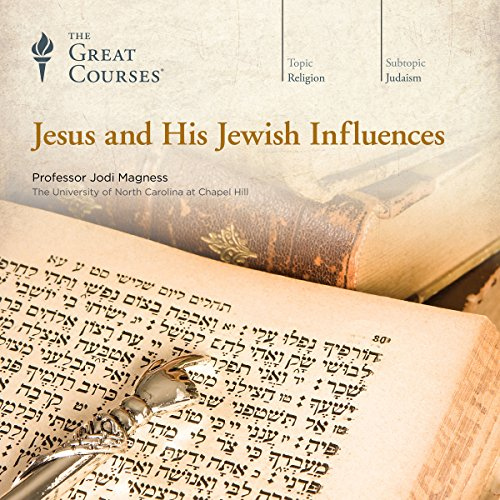 Jesus and His Jewish Influences audiobook cover art