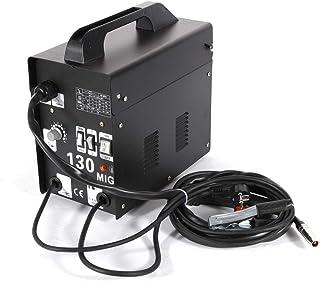 oukaning schw Hielo sgerät relleno alambre de soldadura MIG 130 electrodo Soldadura Eléctrica