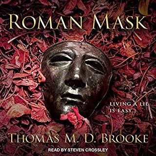Roman Mask audiobook cover art