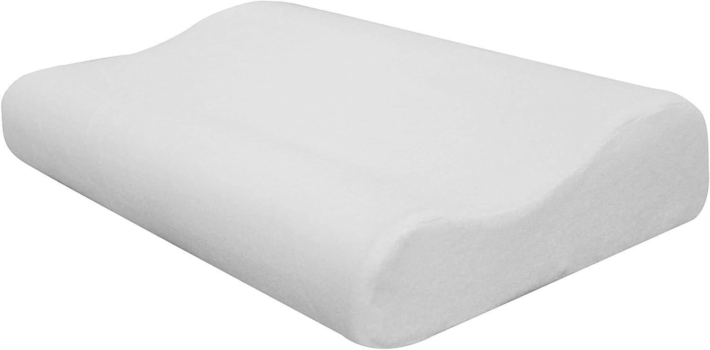 Luxury Living Memory Pillow Max 64% OFF Foam Contour goods