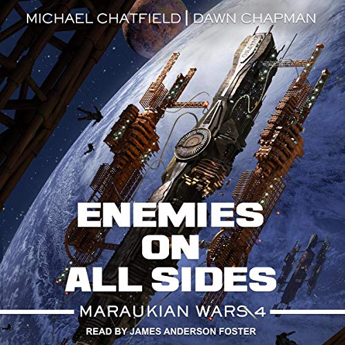Enemies on All Sides cover art