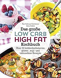 Low Carb High Fat Rezepte, Kochbuch
