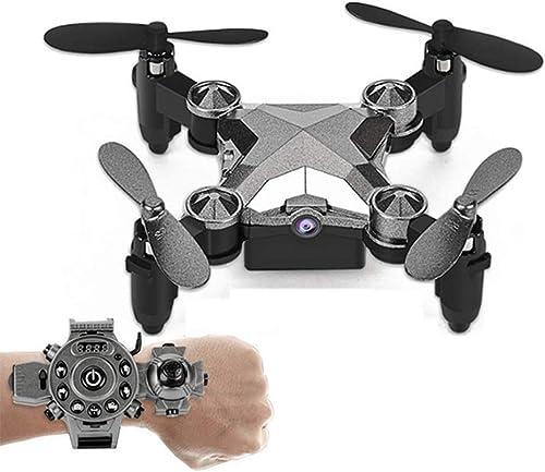 tiendas minoristas Drones El Juguete Plegable con Control Remoto De 4 4 4 Ejes Y 2.4G Cámara De 0.3MP WiFi FPV, Modo Sin Cabeza, Retorno con Un Solo Botón para Niños Y Niños Regalos  artículos novedosos