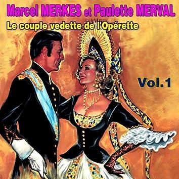 Le couple vedette de l'opérette - Récital Vol. 1