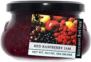 Bittersweet Herb Farm Gourmet Red Raspberry Jam 10.5oz