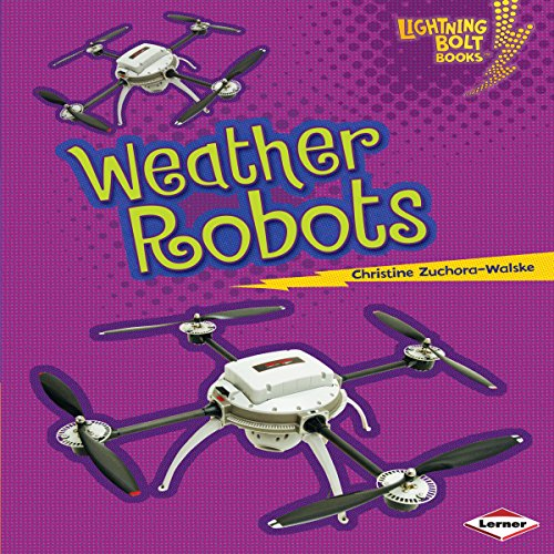 Weather Robots audiobook cover art