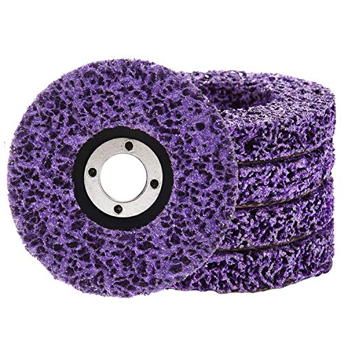 Best 4 inches abrasive wheels and discs review 2021 - Top Pick
