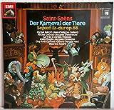 Camille Saint-Saëns - Septett Op. 65; Der Karneval Der Tiere - His Master's Voice - 1C 063-14 148 Q