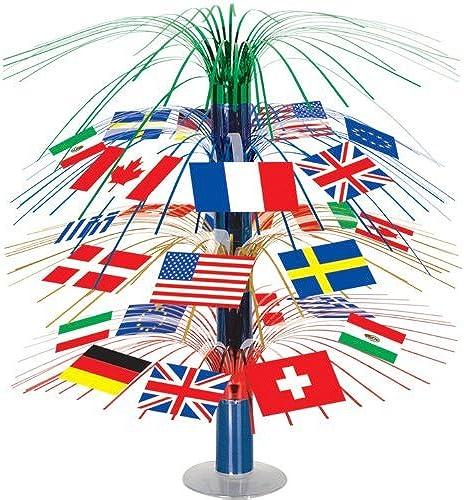 International Flagge Cascade Mittelpunkt, 18 g 12
