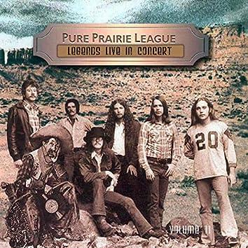 Legends Live in Concert (Live in Denver, CO, 1972)