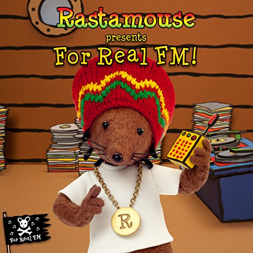 Rastamouse presents For Real FM cover art