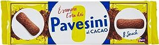 Pavesi Pavesini Biscotto Leggero al Gusto Cacao per Colazione O Gustoso Break, 200g