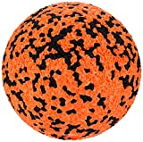 Blackroll Orange Faszienball 8 cm - Massage-Ball (orange) zur Triggerpoint Selbstmassage - Ideal fürs Faszientraining