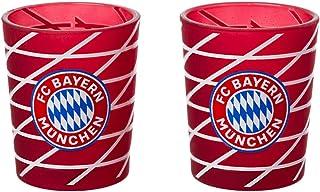 FC Bayern München Windlicht Allianz Arena 2er Set