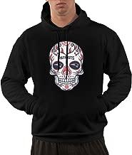 Wayne Roddy Men's Skull Printing Sweatshirt Hoodie