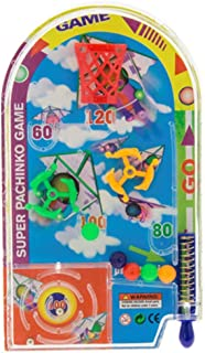 Kongqiabona-UK Novedad Space Race Pinball Toy Party Game Pull Back Fans You Machine Catching Set Give Niños Niños Juguetes Divertidos