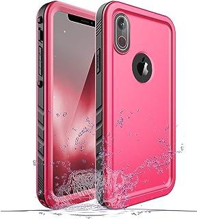 f902448aeec Gelink Funda Impermeable iPhone XR, Waterproof IP68 Carcasa Resistente al  Agua con Protector de Pantalla