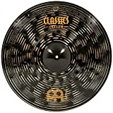 Meinl Cymbals Classics Custom Dark 22' Crash/Ride Cymbal — MADE IN GERMANY — for Rock, Metal and...