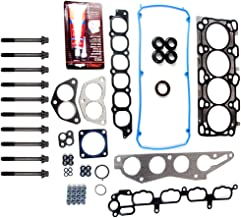 SCITOO Head Gasket Bolts Set Replacement for Mitsubishi Outlander Mitsubishi Eclipse Mitsubishi Galant Mitsubishi Lancer 04-07 Head Gaskets Kit Sets